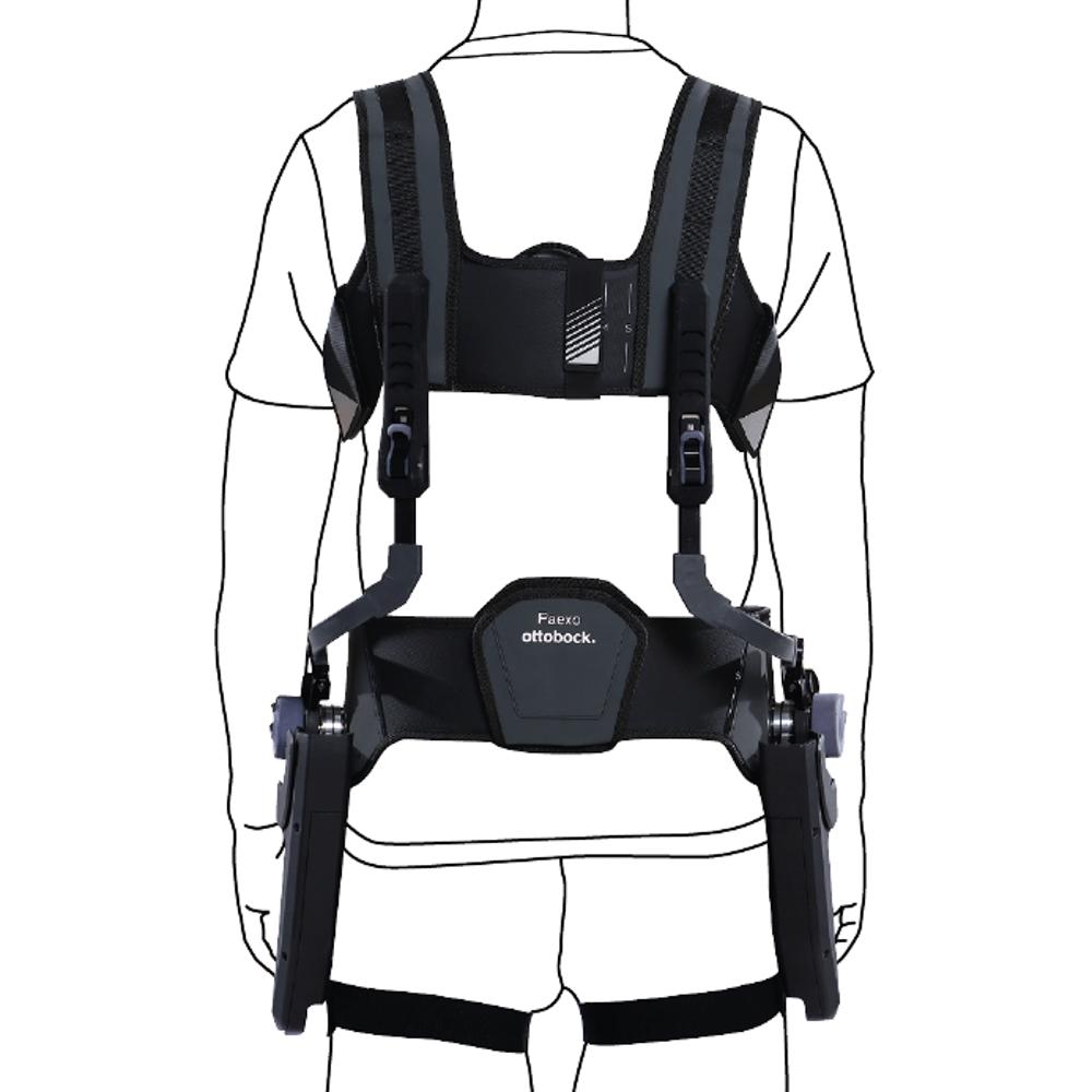 Exoskelett Paexo Back