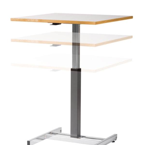 Table assis debout home office